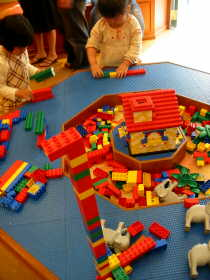 レゴで遊ぼう!